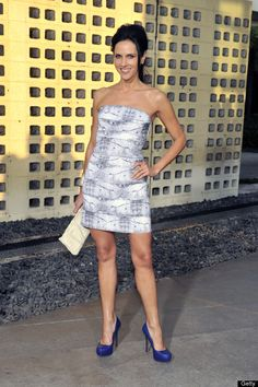 """Paola Turbay  The proud Colombiana not only represented Bogota in the Miss Colombia beauty pageant (which she won in 1991), but she made it all the way to the 1992 Miss Universe competition, where she finished as the runner-up. More recently, the stunning Colombiana starred as a powerful, 17 Century witch on HBO's hit show, """"True Blood,"""" and she also plays Adrian's (Francia Raisa) mother on ABC Family's hit series, """"The Secret Life of the American Teenager."""""""