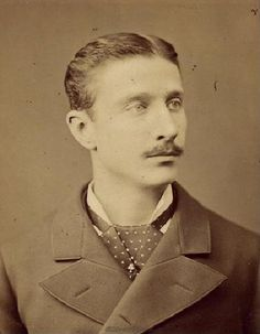 Eugene Louis Napoleon Bonaparte (1856- 1874).
