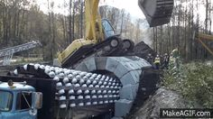 Building Tunnels with the Zipper Truck System — Construction Junkie