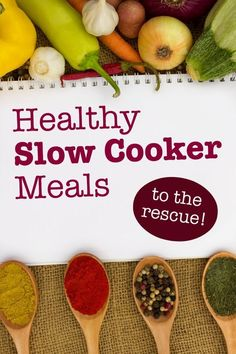Slim-Down Suppers: Make a Healthy Slow-Cooker Dinner Tonight!