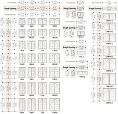 Merveilleux Superb Interior Door Size Chart #8 Standard Casement Window Sizes Chart  Bedroom Doors, Bedroom