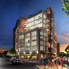 StonebridgeCarras, PN Hoffman, Northwestern Mutual Begin Construction on $ 200M Mixed-Use Project in Maryland