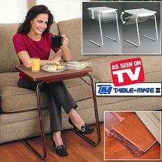 Table Mate II Portable Tray #ASOTV