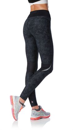 """Every fitness fan needs to try the Zero Gravity leggings - they're our brand hero."" Tamara, Sweaty Betty founder and creative director."