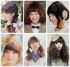 Mori hair
