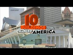 10 Buildings That Changed America • PBS TV-PG - YouTube