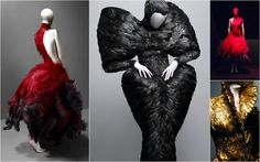 MS. FABULOUS: Alexander McQueen: Savage Beauty at the Met fashion design, indie clothing, style, beauty