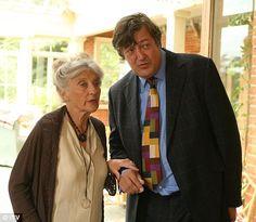 "Stephen Fry filmed TV series ""Kingdom"" in  Norfolk."