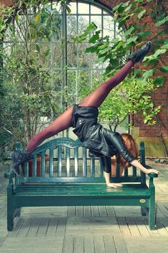 This would be a great dance pic in the park. I'd like to try this sometime, maybe in St. Augustine. #dancephotography