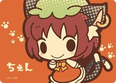 Touhou Pop Character Mousepad — Chen $8.40 http://thingsfromjapan.net/touhou-pop-character-mousepad-chen/ #touhou project #Japanese anime stuff #Japanese game stuff