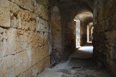 Anfiteatro romano de Itálica (Santiponce)