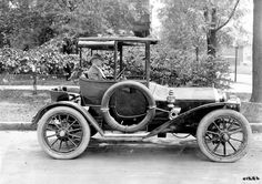 Detroit: Cars Built by the Auto Parts Manufacturing Co. Part I | The Old Motor