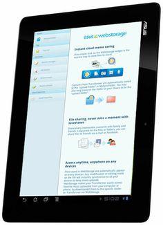 Tablets & Mobile - ASUS Transformer Pad TF300TG