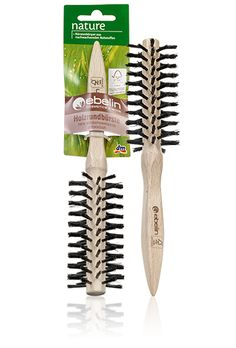 Hairbrush made with FSC Certified Wood!