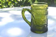 Vintage Greens by Lauralie Bradford on Etsy