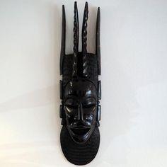 Peul Woman Mask | Masque de femme peule
