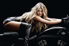 What makes a motorbike? #Harley Davidson ad.