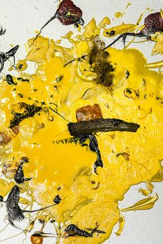 Like a Pollock II - Print colors | Flickr - Photo Sharing!