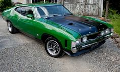 The Real Deal right here...1972 Ford XA GT Falcon coupe