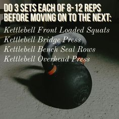 Workout of the week! You can click the link in our bio or visit YouTube and search 'Kettlebell Kings' to see the movements. This is a sample workout from our Kettlebells 4 Aesthetics Program collaborated on with @mindpumpradio . An entire program designed