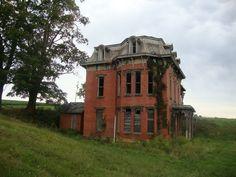 Mudhouse Mansion Lancaster, Ohio