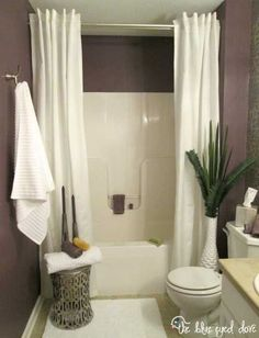 99 Simple And Clean Apartment Bathroom Decoration Ideas Suitable For You  Who Living With Roomates