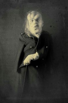 """Joseph Carey Merrick August 1862 – 11 April sometimes incorrectly named John Merrick, was an English gentleman with severe deformities who was exhibited at a freak show as the """"Elephant Man"""". Vintage Bizarre, Creepy Vintage, Vintage Circus, John Merrick, Joseph Merrick, Photos Du, Old Photos, Freak Show Circus, Sideshow Freaks"""