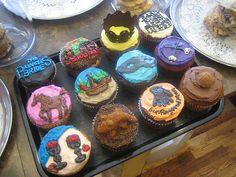 Princess Bride cupcakes #PrincessBride25