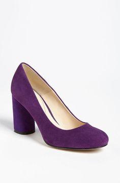 Purple pump please!