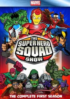 The Super Hero Squad Show - The Complete 1st Season (CAN)