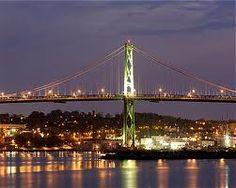 MacDonald Bridge, Halifax, Nova Scotia been there! Around The World In 80 Days, Around The Worlds, Dartmouth Nova Scotia, America And Canada, North America, Canadian Travel, Atlantic Canada, Canada Eh