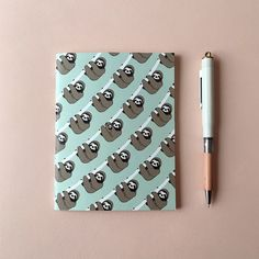 """This is a saddle stitch tread notebook made by hand with premium quality papers. Great for sketch, drawing and writing. Size: 4.25"""" x 5.5"""" Cover: 110# Strathmore Wove Cover Inside: Blank white 65lb pa"""