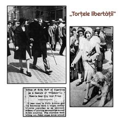 torțele libertății în 1929