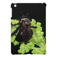 Bumble Bee In The Rain Case For The iPad Mini