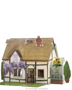 Wisteria Cottage - Pop-Up Places
