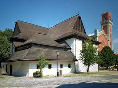 Kežmarok – Kostol sv. Trojice - Drevené kostoly - Slovakia.travel
