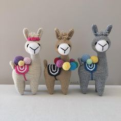 Have a llamazing handmade itsawittthing madebyme amigurumi crochet llama crochetllama alpaca crochetalpaca Crochet Animal Patterns, Stuffed Animal Patterns, Crochet Patterns Amigurumi, Crochet Animals, Crochet Dolls, Amigurumi Doll, Stuffed Animals, Love Crochet, Crochet Gifts