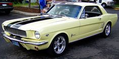 1964 Ford Mustang Standard Coupe picture
