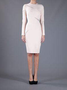 EMILIO PUCCI - slash detail dress 2
