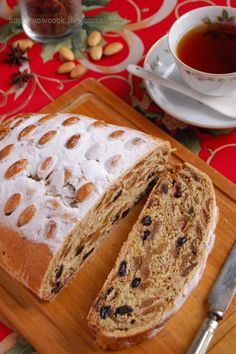 Фруктовый хлеб Cookie Desserts, Dessert Recipes, Olives, Beetroot, Bread Baking, Bread Recipes, Healthy Recipes, Homemade, Cookies