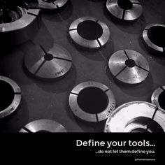Define your tools...do not let them define you.  #inspiration #inspirationalquotes #success #successquotes #motivation #motivationalquotes  #motivationquotes #kaizen #hustle #grind #igdaily #follow #followme #tmsmeme #tools #whoareyou