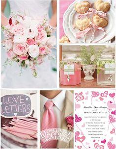 Get the pink heart wedding invitations at: http://www.elegantweddinginvites.com/product/romantic-pink-hearts-wedding-invitations-ewi234/