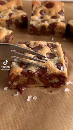 Fun Baking Recipes, Sweet Recipes, Snack Recipes, Healthy Recipes, Easy Cookie Recipes, Healthy Baking, Easy Desserts, Healthy Sweets, Smoothie Recipes