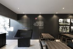 Stand de Vendas NY'205 - Cyrela Porto Alegre/RS  Projeto: Maena Design Conecta