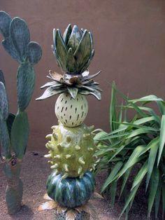Garden Totem, Murphy #gardentotems
