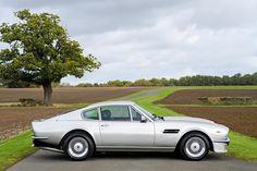 1985 Aston Martin V8 - Vantage 'X-Pack' Factory Prototype/Development car   Classic Driver Market