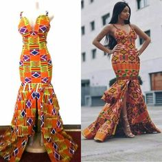 African Party Dresses, African Wedding Dress, Latest African Fashion Dresses, African Print Dresses, African Dresses For Women, African Print Fashion, African Attire, African Wear, African Women
