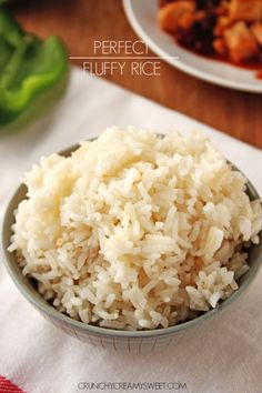 How to Make the Perfect Rice without Rice Cooker Kitchen Know How: The Fluffiest Rice Ever