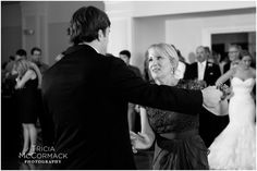 Mother Son Dance - Berkshire Hills Fall Wedding - Tricia McCormack Photography