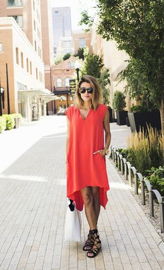 Comfy Dresses- I'm obsessed with this dress!! Have in orange and black- sooooo comfortable